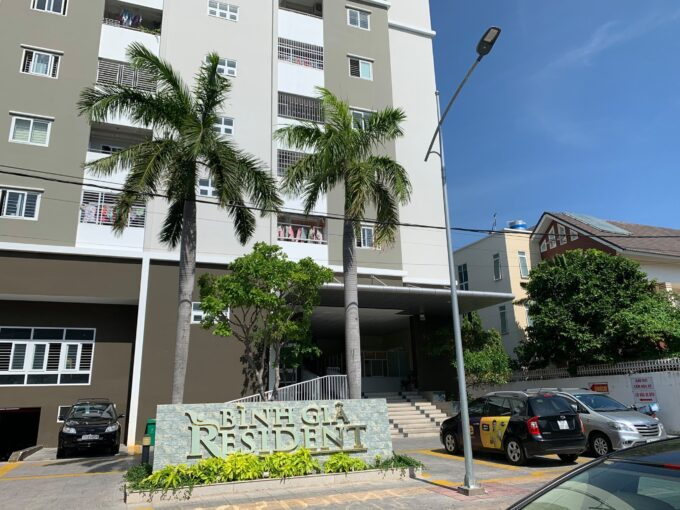 Cho thuê 1.056 m2 quy hoạch làm nhà trẻ/ phòng gym/ yoga tại Chung cư Bình Giã Resident