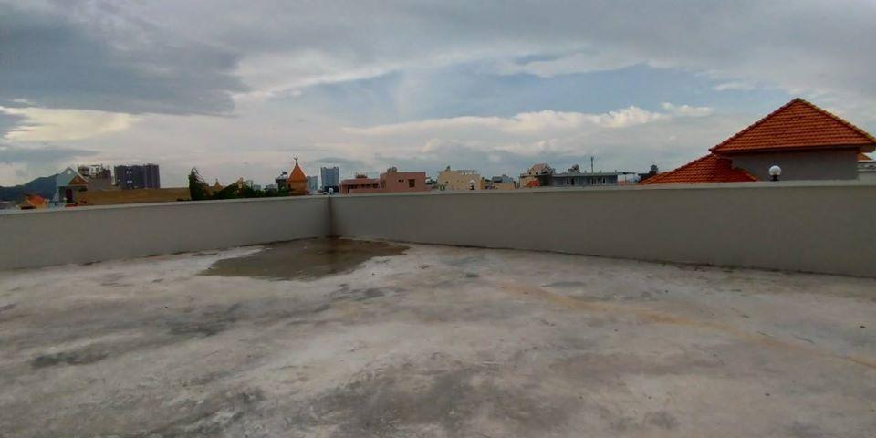 Hình 4 Mặt bằng sân tầng 3 – 444 m2